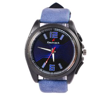 Fastrack Blue mens watch copy
