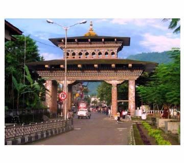 Dhaka-Siliguri-Mirik-Darjeeling (India)-Phuentshol