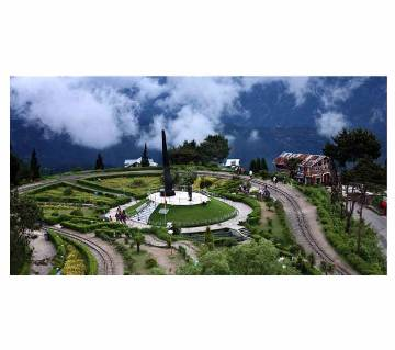 Dhaka-Siliguri- Mirik-Darjeeling(India)-Phuentshol