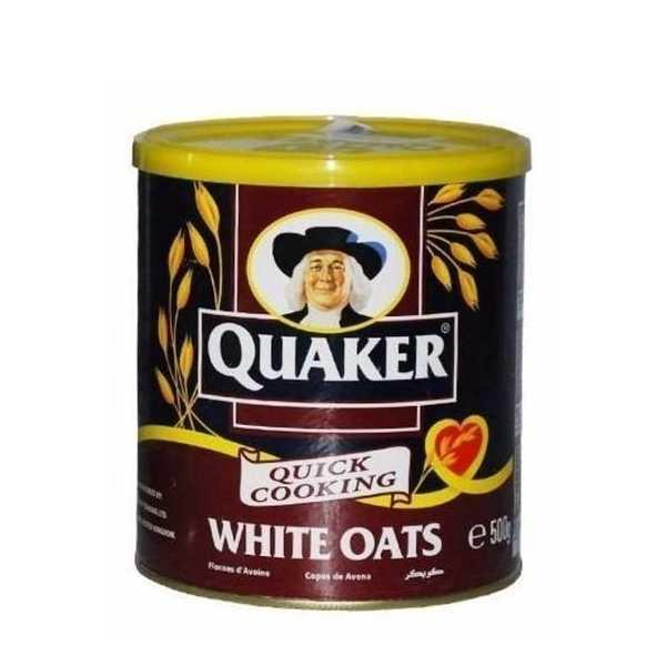 Quaker White Oats 500 gm