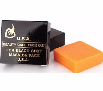U.S.A beauty Care Fesh Out Whitening Soap 50g USA