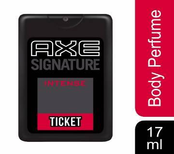 Axe Signature পকেট পারফিউম - India 17ml
