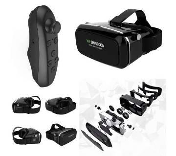 VR Shinecon Virtual Reality Glasses With Remote