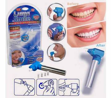 LUMA WHITENING SMILE TEETH POLISH