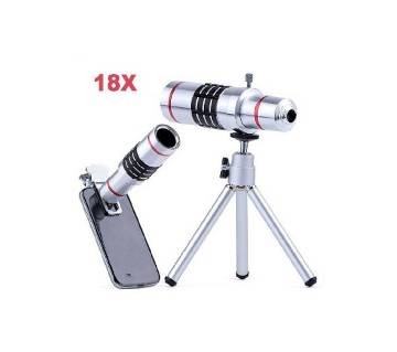 18x Zoom Mobile Lens With Blur Effect For All Mobi