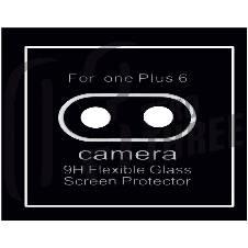 OnePlus 6 Back Camera Lens Flexible Glass Screen Guard Protector