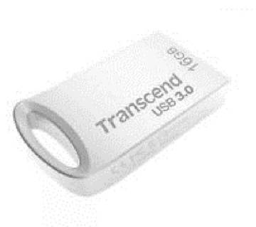 Transcend 16GB JetFlash 710S USB Metallic Flash Drive