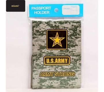 U.S. Army Passport Holder