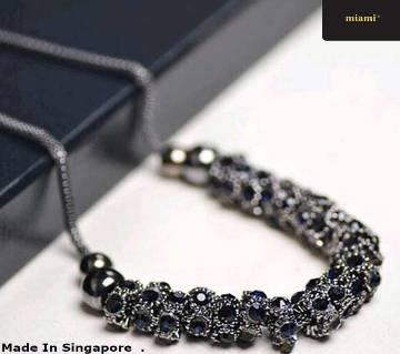 Necklace Diomands Crystal Water Drop Necklace