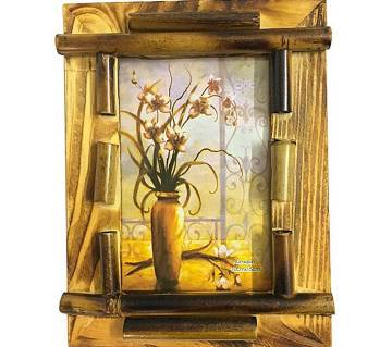 Wood Photo Frame - Wedding picture frame