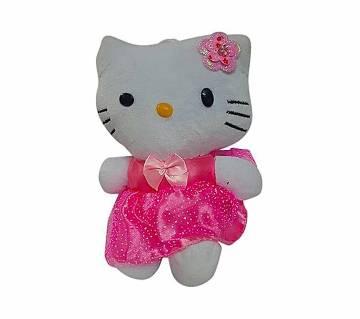 Cute Hello Kitty Cat কটন ডল ফর কিডস - white