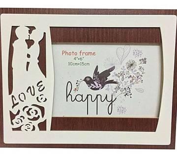Happy Birthday Wooden Photo Frame Decorative Gift