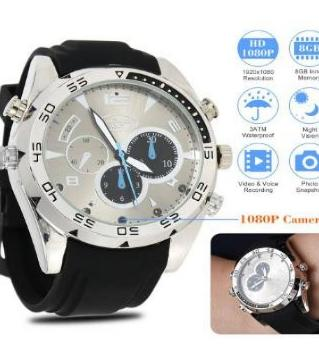 Spy cam watch HD