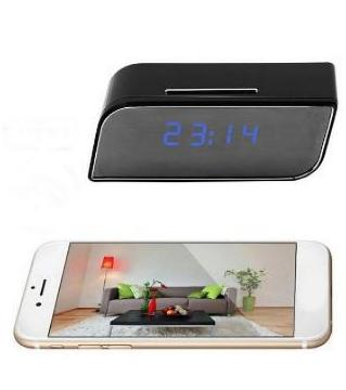 wifi Table clock Camera .