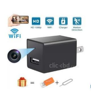 Full HD WIFI USB Adapter IP Camera Review