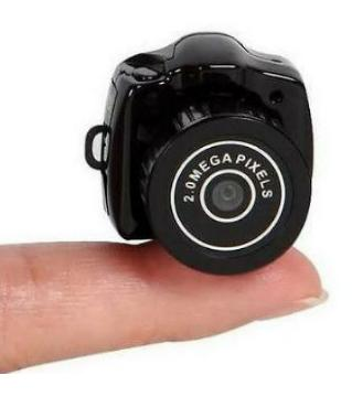 DSLR Type Mini HD Video camera .