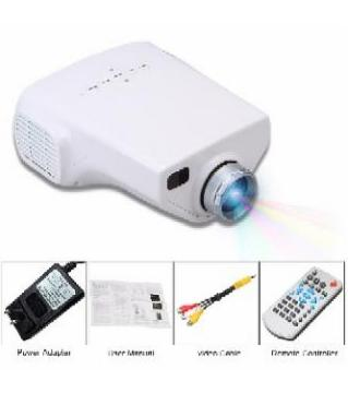 Mini projector.