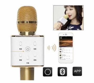Bluetooth Q7 Karaoke