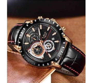 Lige Gents Wristwatch