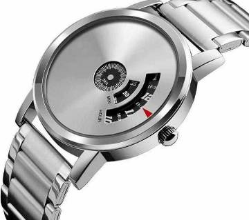 SKMEI Gents Metal Wristwatch