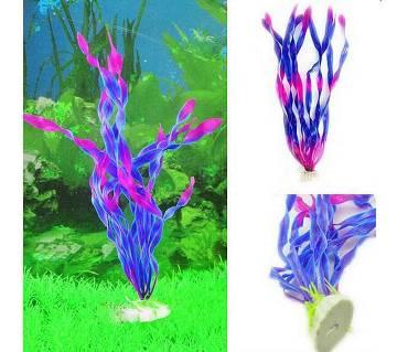 আর্টিফিশিয়াল প্ল্যান্ট ফর Aquarium Decor 2pcs