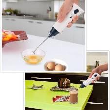 Rechargeable Coffee Egg Milk Mixer