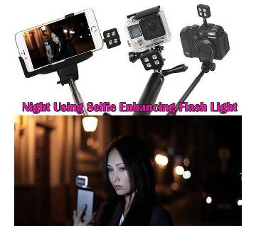 World 1st sync smart Flash For Smartphone Camera
