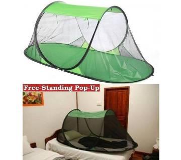 Self standing travel single Mosquito net
