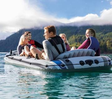 Intex Excursion 4 Person Boat
