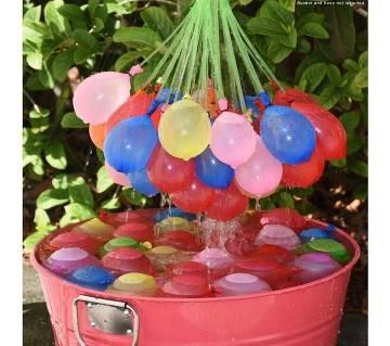 FUNNY Balloon Bonanza-১২০টি ওয়াটার বেলুন