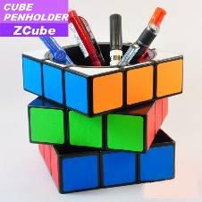 Creative  Pen Holder 2in1 কিউব পেন হোল্ডার