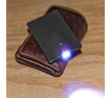 Classic Credit Card Flashlight