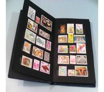Postage Stamp Album-for stamp collection