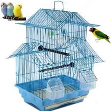 China Bird Cage House Style