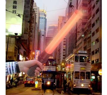 Traffic Light Stick Baton Rechargeable