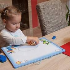 Kids Writing Whiteboard