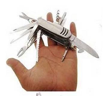 Steel Pocket Master Knife-14টি ভিন্ন কাজের জন্য
