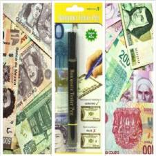 Counterfeit Money Detector Pen Banknote Tester