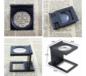 Carson LinenTest Counting magnifying glasses