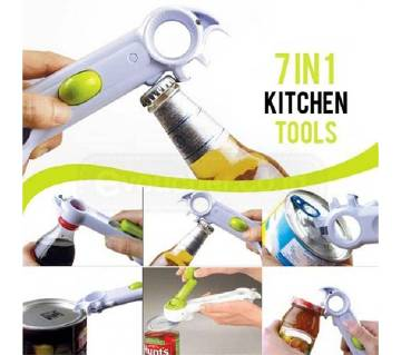 7-in-1 Kitchen Can opener