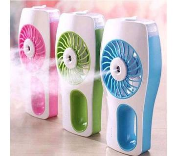 Portable Rechargeable Air conditioning USB FAN (1 Pcs)