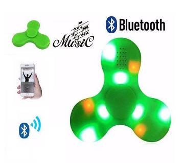 মিনি LED Fidget Spinner ব্লুটুথ স্পিকার