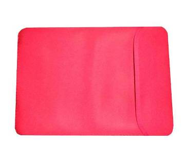 "14 -15.6"" Laptop Pouch Bag - Red"