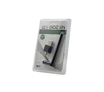 150Mbps Wireless USB WiFi Adapter Network LAN Card