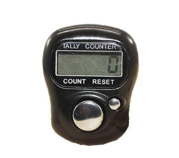Digital Ring Finger Hand Tally Counter