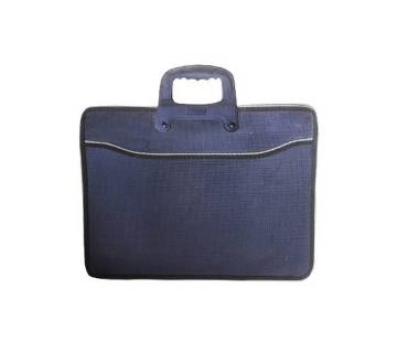 File carry case with zipper