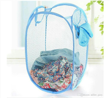 Foldable Pop up Dirty Cloth Storage
