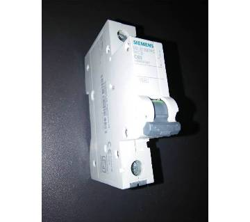 40A to 63A, SP MCB, Siemens