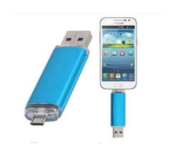 OTG PEN DRIVE FOR SMART PHONE- 16GB