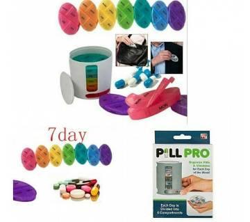 Portable Pill Pro-Organizer